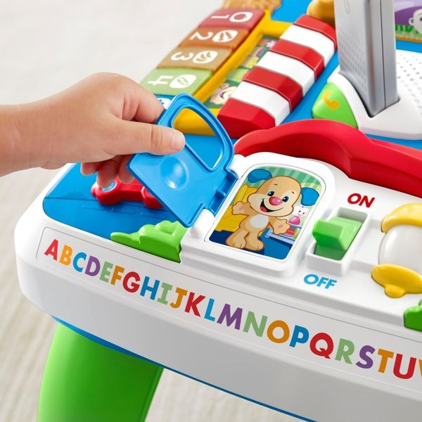 Fisher-Price Laugh Learn Around The Town Learning Table