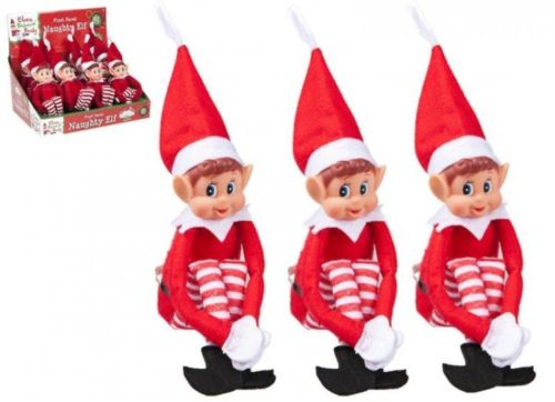Official Elves Behaving Badly Elf On The Shelf - Boy