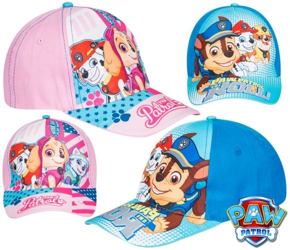 Official PAW Patrol Character Baseball Caps