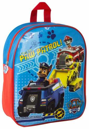 "Official PAW Patrol ""Chase, Marshall & Rubble"" Junior School Backpack"