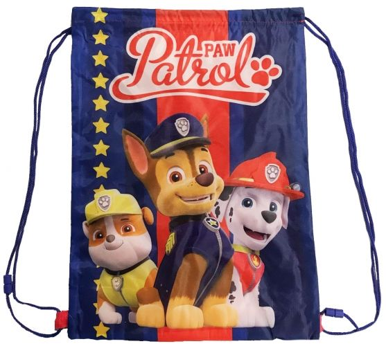 """Official Paw Patrol/""""Skye/&Everest/""""Character Sports,PE,Gym,Shoe Bag Back To School"""